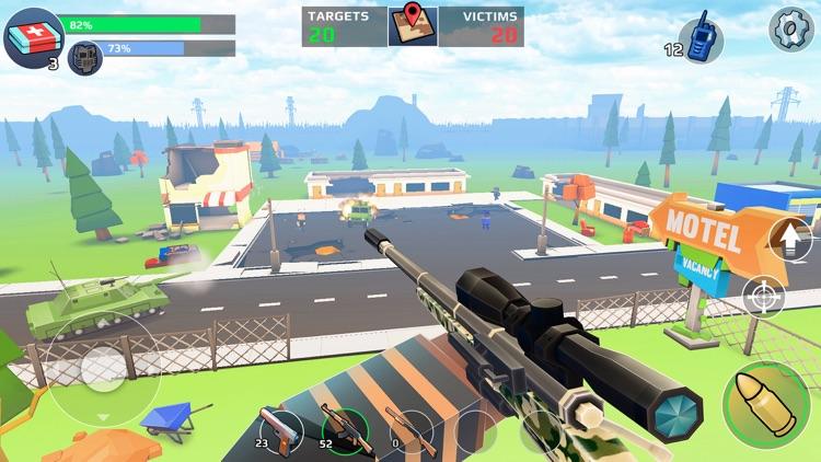 PIXEL'S UNKNOWN BATTLE GROUND screenshot-5