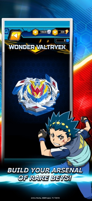 Beyblade Burst Rivals on the App Store