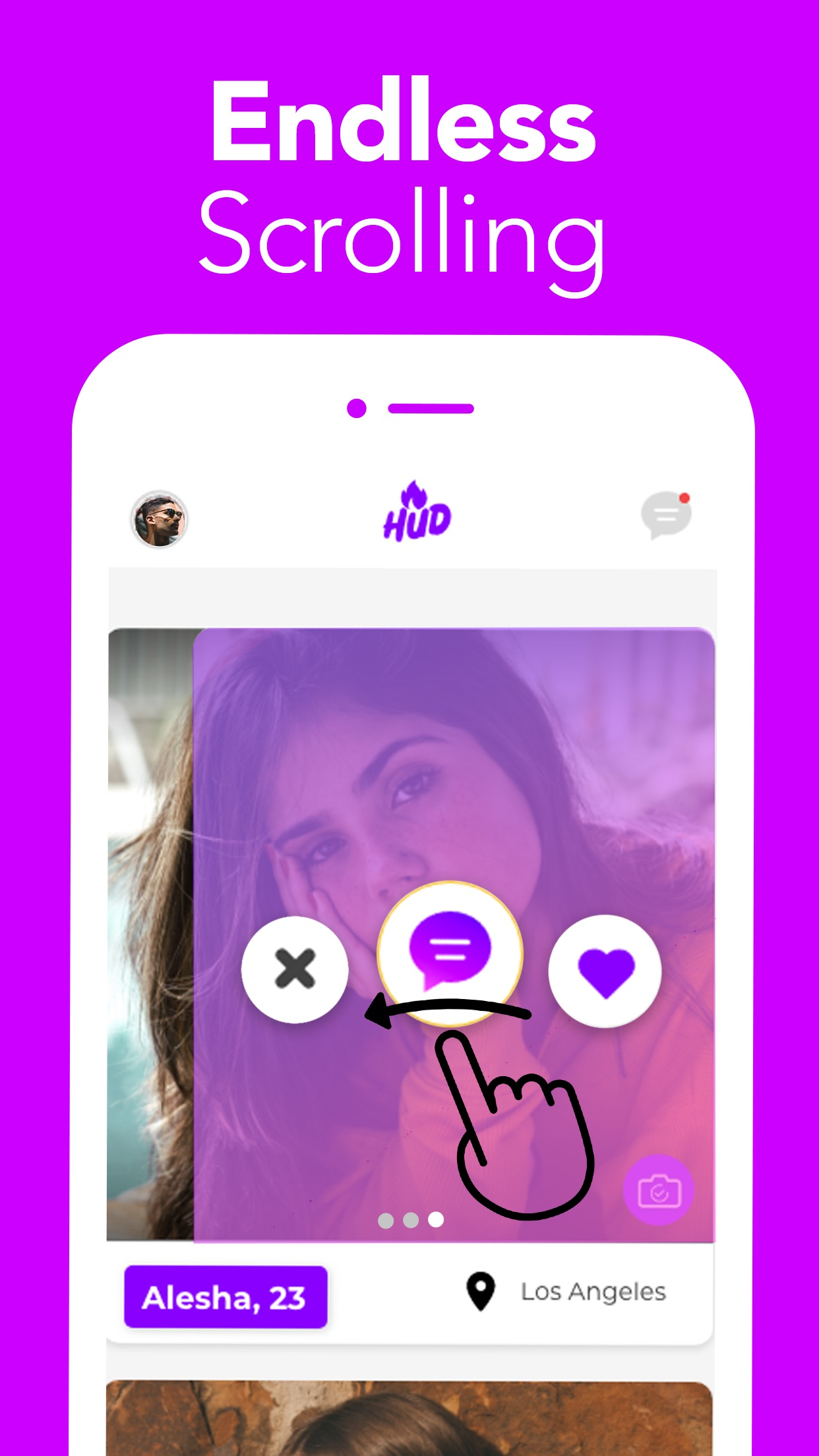 Hud™ - #1 Hookup App Screenshot
