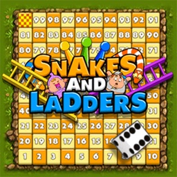 Snakes and Ladders deluxe