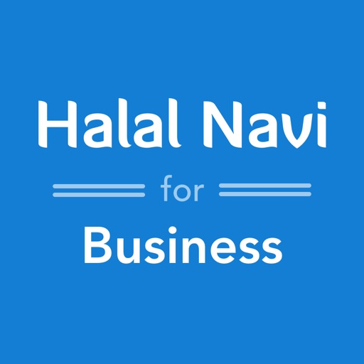 Halal Navi for Business