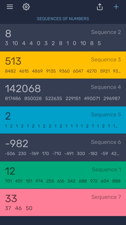 Random Number Generator - Pro screenshot-0