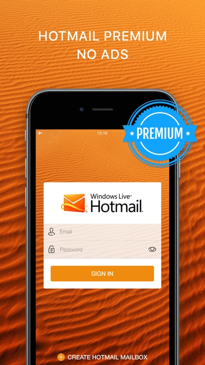 Premium Mail App for Hotmail by Craigpark Limited