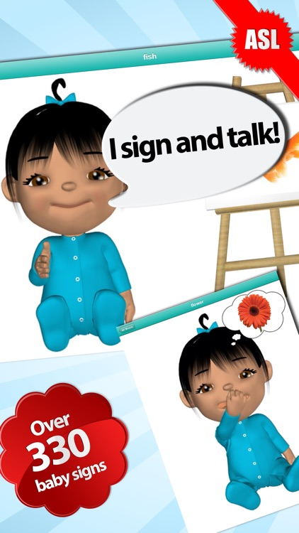 Baby Sign and Learn ASL Pro