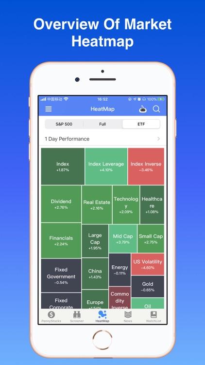 Penny Stocks Pro - screener screenshot-4