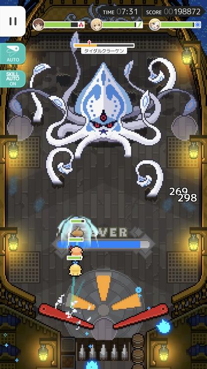 ワールドフリッパー(WORLD FLIPPER) screenshot-3