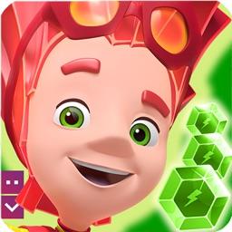 Fixies Boom! Diamond game 2019