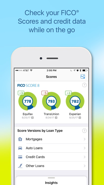 myFICO - Official FICO® Scores screenshot-0