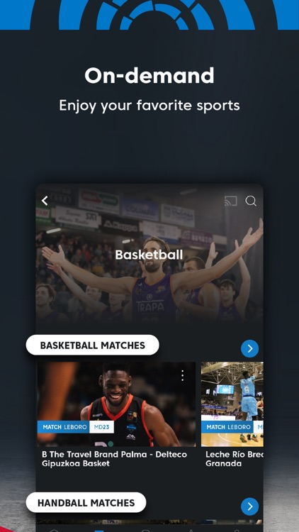 LaLiga Sports TV On Demand screenshot-3