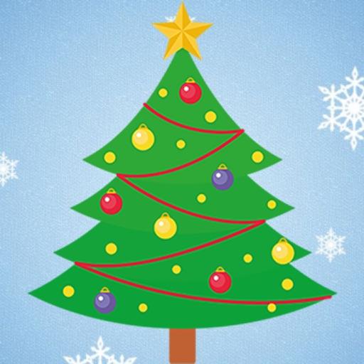 Christmas Tree Sticker Set