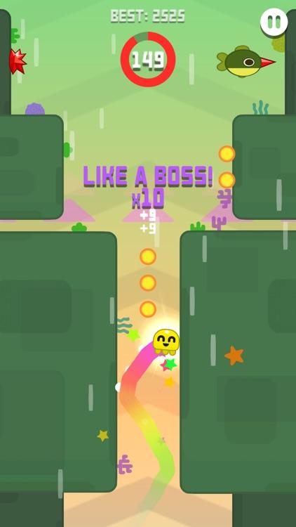 Go Go Jelly! screenshot-3