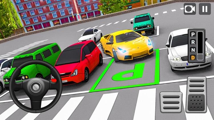 Parking Jam: Car Driving Games
