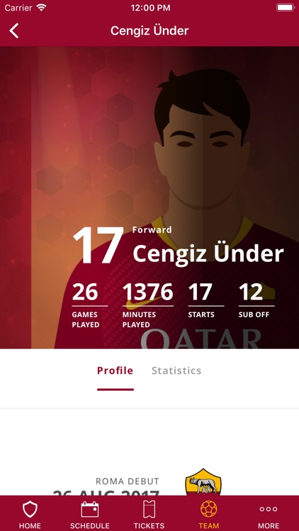 AS Roma Official App