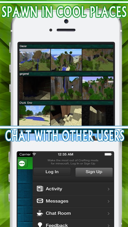 Crafting Mods for MC screenshot-4