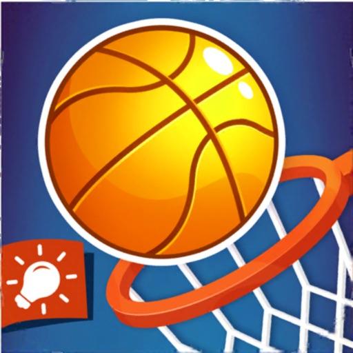 Dunk it : Hot basketball