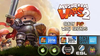 Screenshot from Mushroom Wars 2 - RTS meets TD