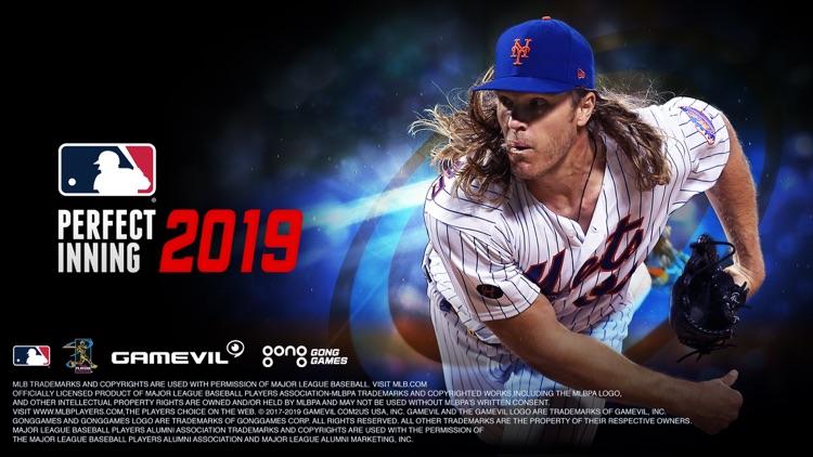 MLB Perfect Inning 2019 screenshot-0