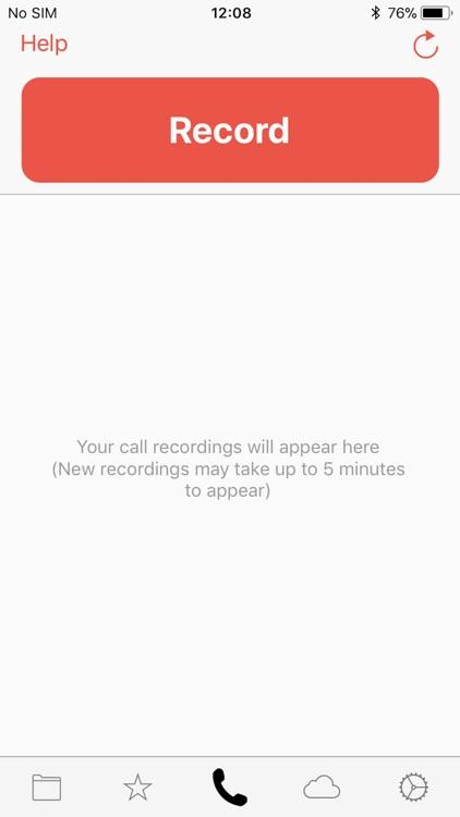 Call Recorder ℡ screenshot-4
