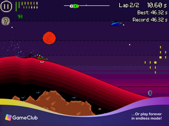 Pixel Boat Rush - GameClub screenshot 9