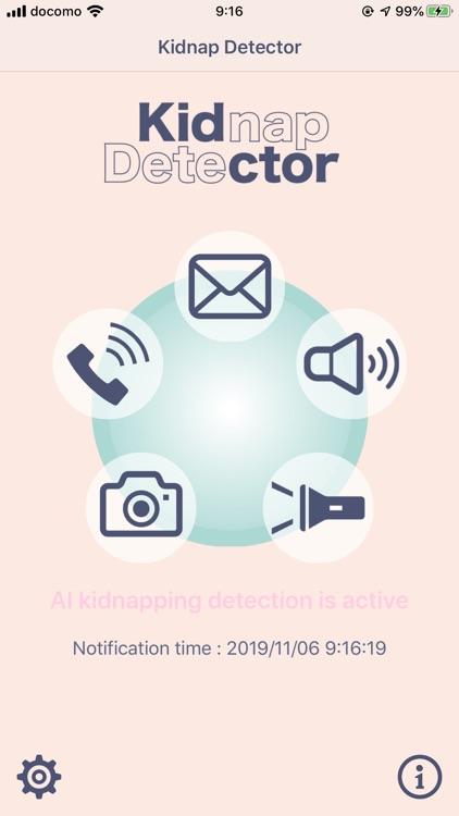 KidnapDetector / Protect Kids