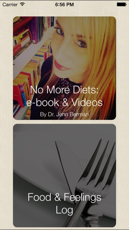 No More Diets screenshot-0