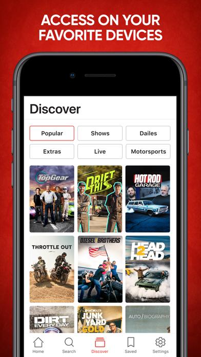 MotorTrend: Watch Top Gear Now - Revenue & Download
