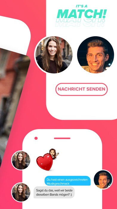 Screenshot for Tinder in Germany App Store