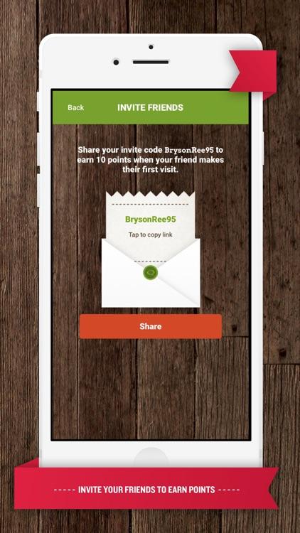 Quiznos Toasty Points screenshot-5