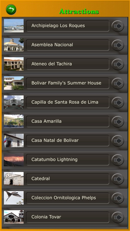 Venezuela Tourism Guide screenshot-1