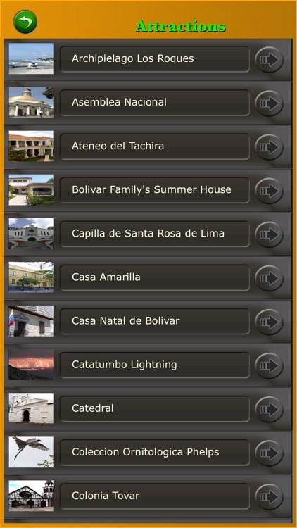 Venezuela Tourism Guide