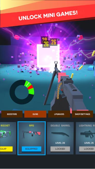 Gun Breaker - 3D Gun Games screenshot two