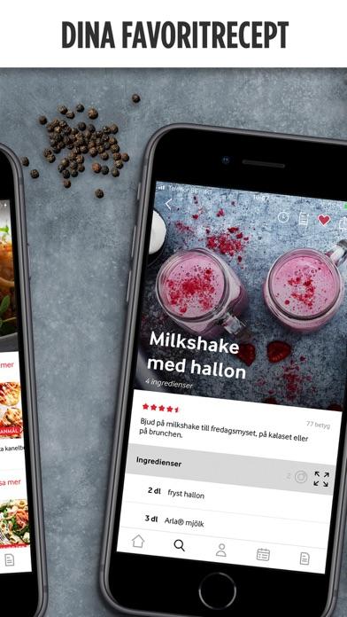 Arla Köket - Recept och mat screenshot two