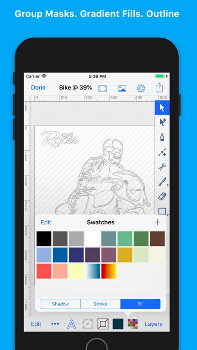 Artmator - Vector Art Drawing App Download - Entertainment