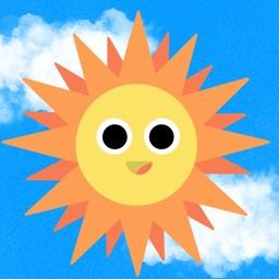 Wacky Weather Sticker Pack