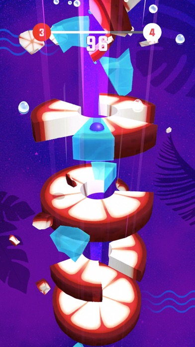Helix Crush - Fruit Slices by Amanotes Pte  Ltd  (iOS