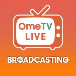 OmeTV Live Video Broadcast