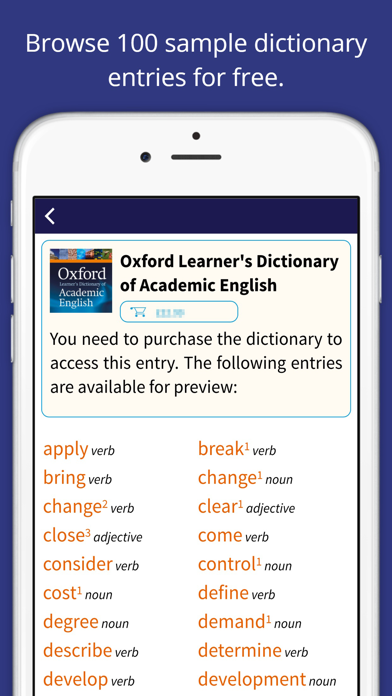 Tải về Oxford Learner's Academic Dict cho Pc