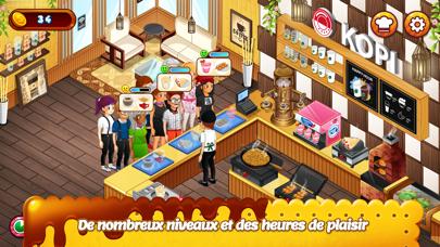 Screenshot #2 pour Panique au café : Restaurant