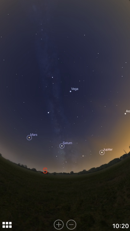Stellarium Mobile Sky Map screenshot-8