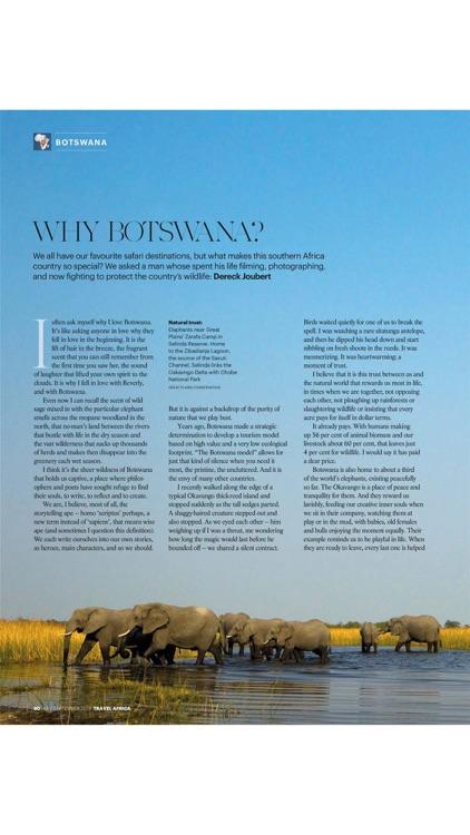 Travel Africa Magazine screenshot-7