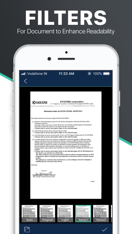 Document Scanner App- PDF Scan screenshot-3