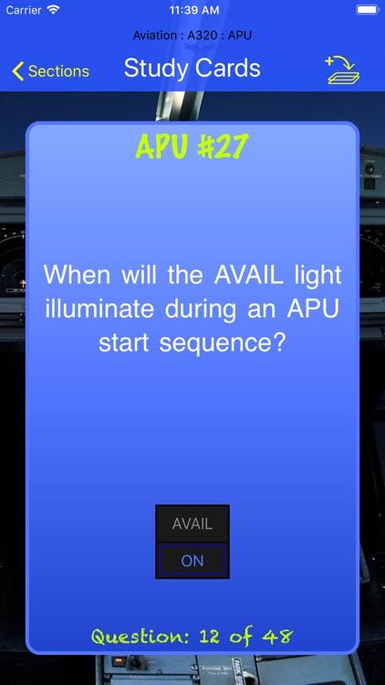 iPilot A320 Study Guide screenshot-4