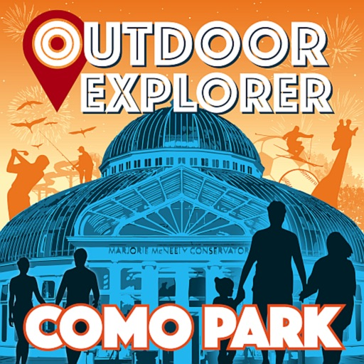 Como Park Map Guide by GeoPOI