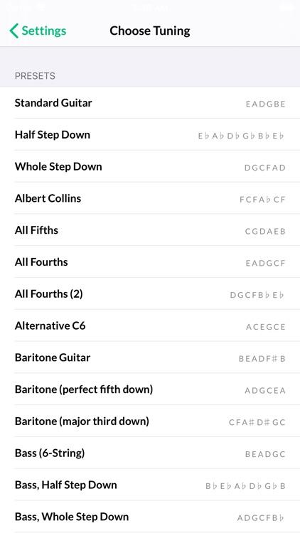 Reverse Chord Finder Pro screenshot-8