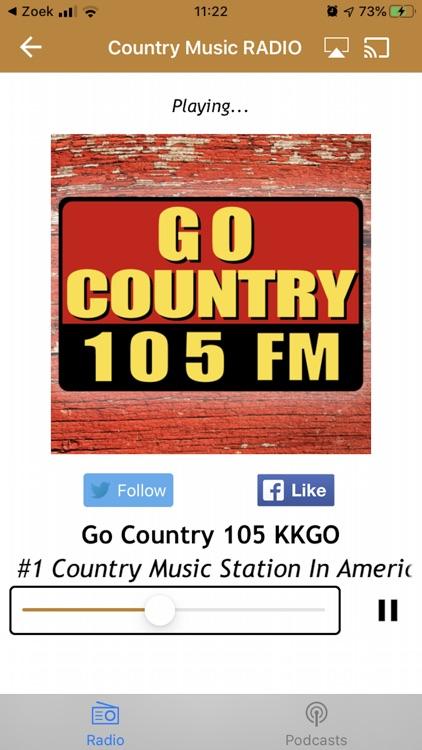Country Music RADIO screenshot-4