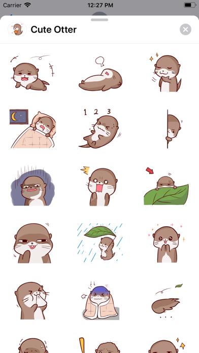 Cute Otter screenshot 1