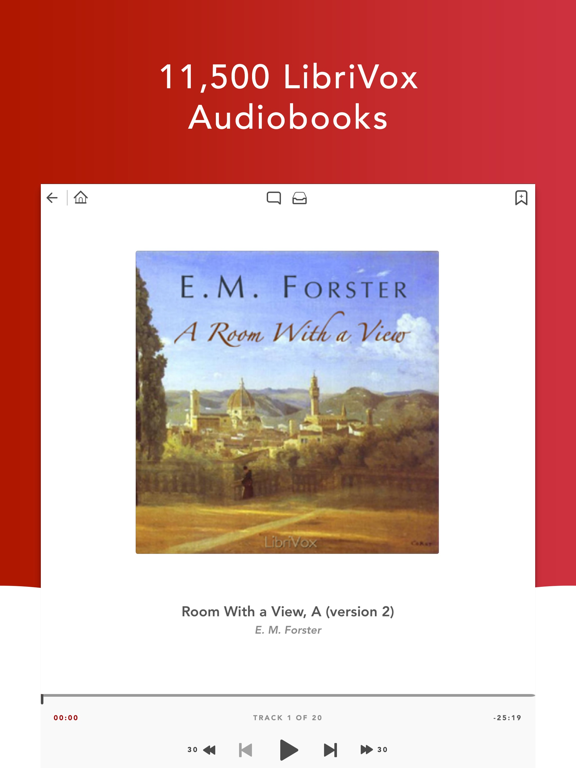 Audiobooks HQ + Screenshots