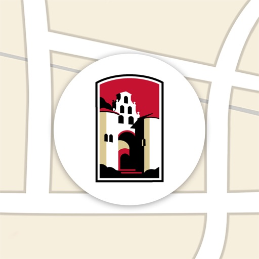 SDSU Campus Maps icon