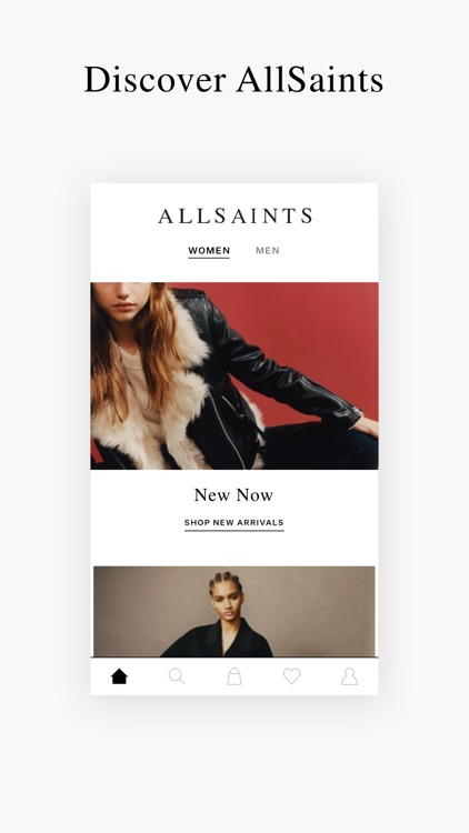 AllSaints screenshot-0