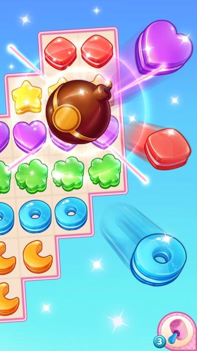 Cookie Rush - Match Adventure screenshot 4